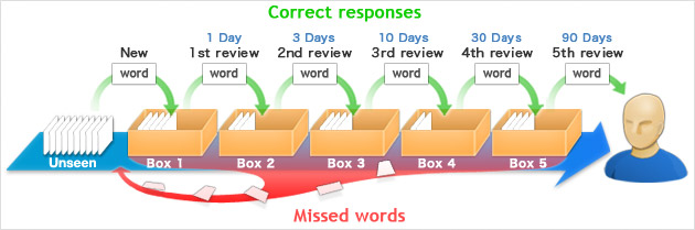 Online Flashcards and Games - Learn YOUR Words!